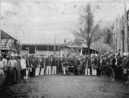 Perjanjian Suku Dayak di Tumbang Anoi Kalimantan Tengah