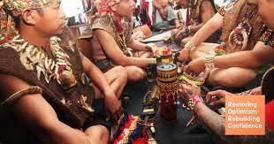 Sangkurat, Rompi Kebesaran Suku Dayak Ngaju