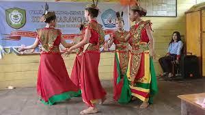 Tari Manasai, Tarian Kegembiraan Suku Dayak Ngaju
