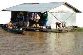 Rumah Lanting, Rumah di Atas Sungai Kahayan