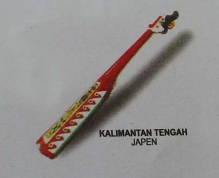 Alat Musik Dayak Kalimantan Tengah (2)